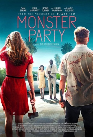 Monster Party Film Poster