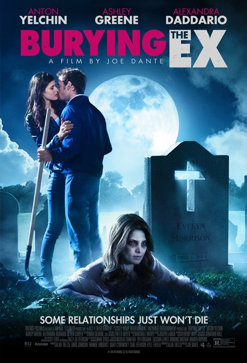 Burying the Ex Film Poster