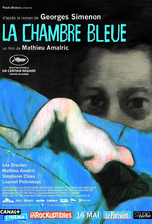 Movie poster for The Blue Room - Flicks