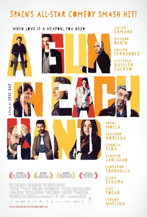 A Gun in Each Hand Film Poster