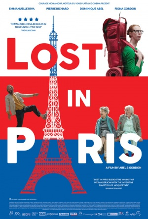 Lost in Paris Film Poster