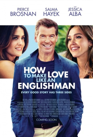 How To Make Love Like An Englishman Film Poster