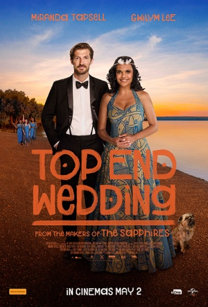 Top End Wedding Film Poster