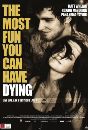 The Most Fun You Can Have Dying Film Poster
