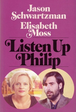 Listen Up Philip Film Poster