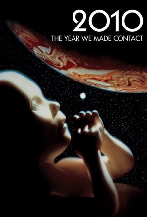 2010: The Year We Make Contact Film Poster