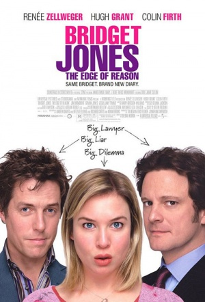 Bridget Jones: The Edge of Reason Film Poster