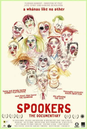Spookers - Halloween Screening Film Poster