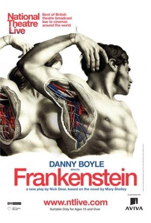 NT Live: Frankenstein (Jonny Lee Miller)