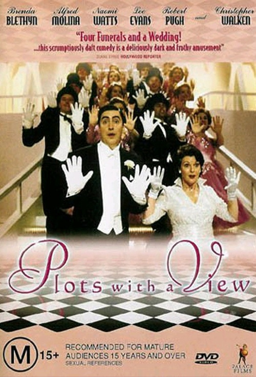 Plots with a View Film Poster