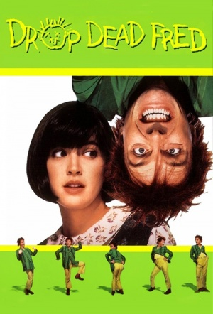 Drop Dead Fred Film Poster