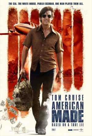 American Made Film Poster