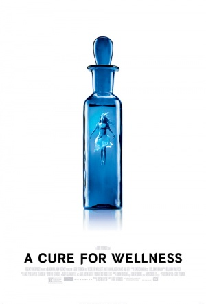 A Cure for Wellness Film Poster
