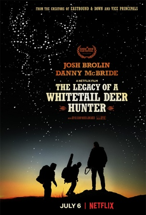 The Legacy of a Whitetail Deer Hunter Film Poster