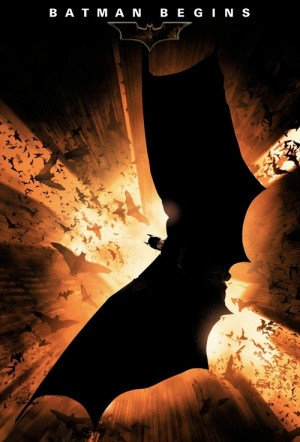Batman Begins Film Poster