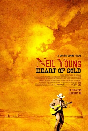 Neil Young: Heart of Gold Film Poster