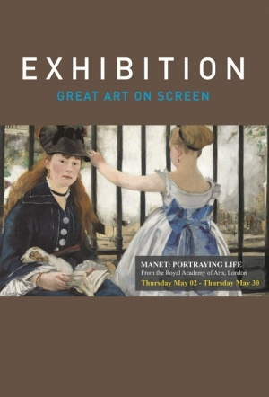 Exhibition: Manet - Portraying Life Film Poster