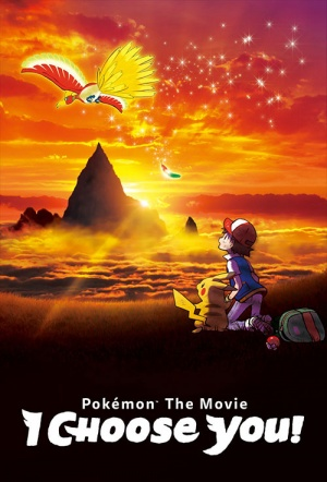 Pokémon the Movie: I Choose You! Film Poster
