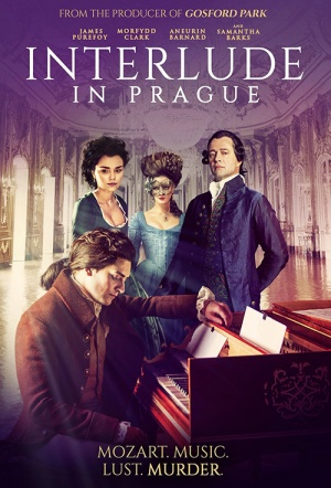 Interlude in Prague Film Poster