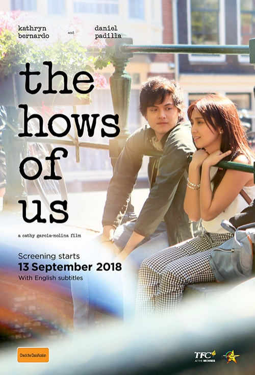 Movie Poster For The Hows Of Us Flicks Co Nz