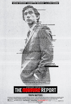 The Report Film Poster