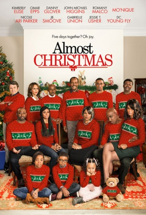 Almost Christmas Film Poster
