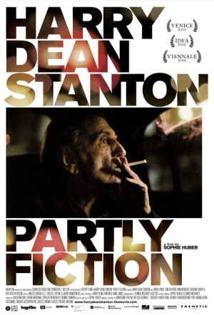 Harry Dean Stanton: Partly Fiction Film Poster