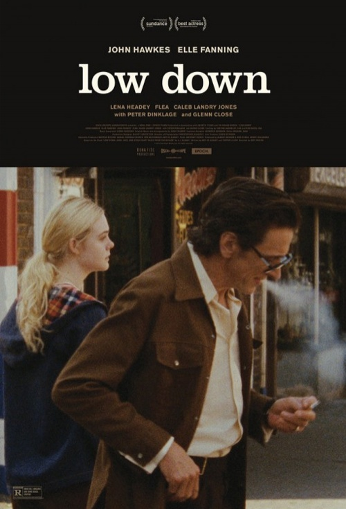 Low Down Film Poster