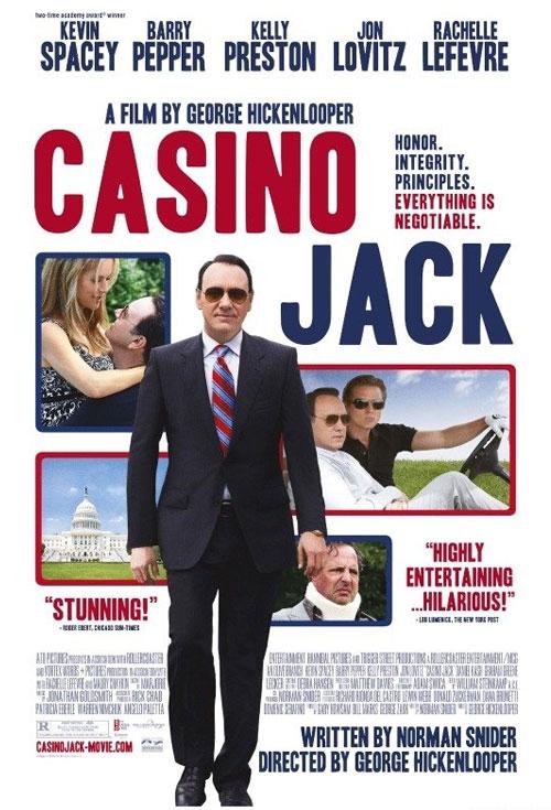 Casino Jack Trailer