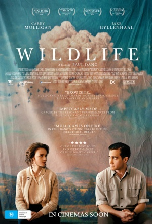 Wildlife Film Poster