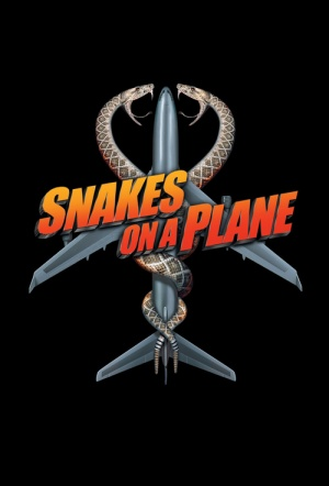 Snakes On A Plane Film Poster