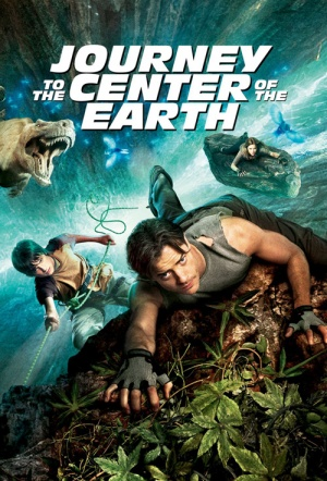 Journey to the Center of the Earth 3D Film Poster