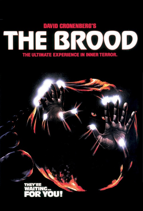 The Brood Film Poster