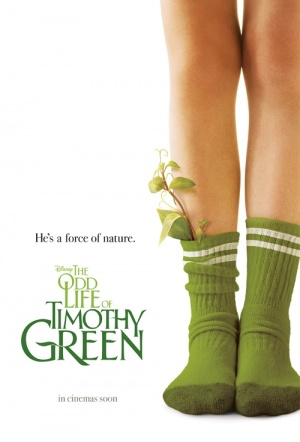 The Odd Life of Timothy Green Film Poster