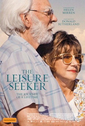 The Leisure Seeker Film Poster