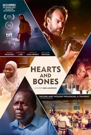 Hearts and Bones Film Poster