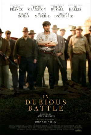 In Dubious Battle Film Poster