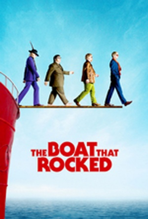 The Boat That Rocked Film Poster