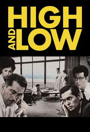 High and Low (1963) Film Poster