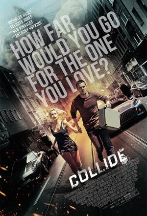 Collide Film Poster