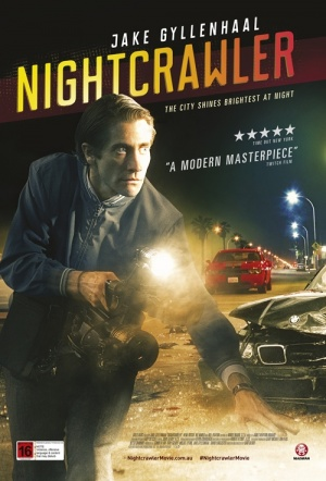 Nightcrawler Film Poster