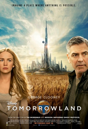 Tomorrowland Film Poster