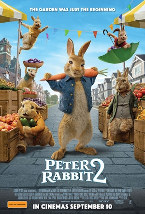 Peter Rabbit 2 3D: The Runaway