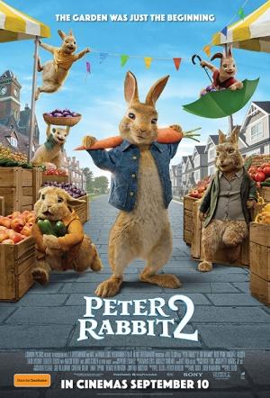 Peter Rabbit 2 3D: The Runaway