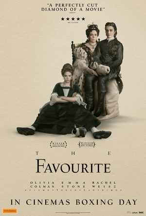 The Favourite (Sneak Screenings) Film Poster