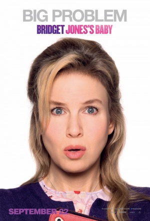 Bridget Jones's Baby Film Poster