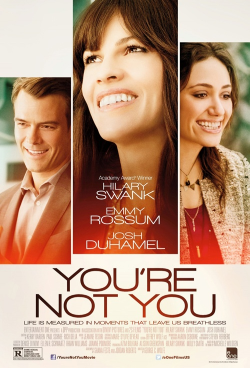 You're Not You Film Poster