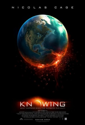Knowing Film Poster