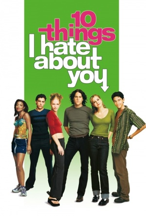 10 Things I Hate About You Film Poster