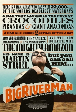Big River Man Film Poster